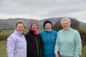 T3 4th Place Team - Judy, Gillian, Christine and Kate