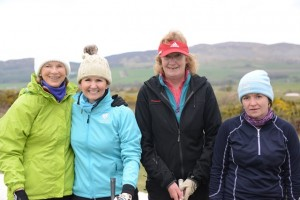 T6 Margaret, Linda, Isobel and Helena