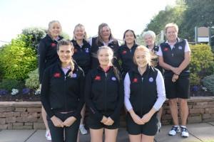 Dumfriesshire Team 2016
