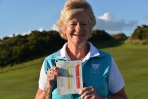 Beryl Niven - Hole In One @ 11th