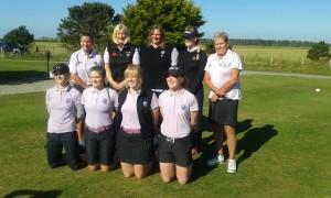 Dumfriesshire Team 2018