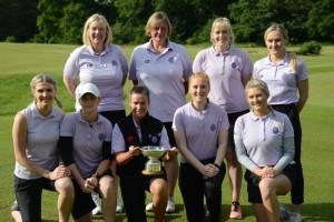 Dumfriesshire Winning Team 2019